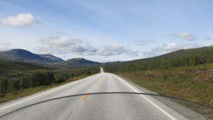 På väg mot Luster