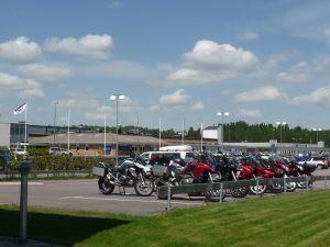 IVT fabriken i Tranås.