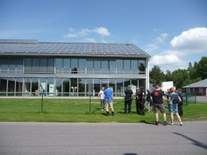 Lärocentret Greenhouse i Tranås.